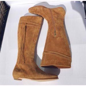 Jimmy choo lulu suede boho fest boots 37